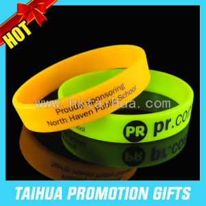 Custom Promotional Wristband (TH-08889) pictures & photos