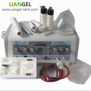 High Frequency Electrotherapy+ Ultrasonic+Vacuum+Spray+Facial Brush +Patter 6 in 1beauty Instrument pictures & photos