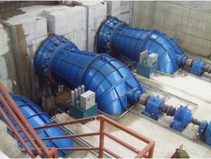 Power Supply Turgo Type Hydraulic Turbine pictures & photos