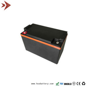 12.8V LiFePO4 Emergency Lighting Battery pictures & photos
