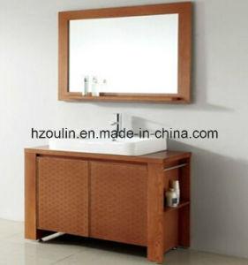 Modern Wooden Bathroom Furniture (BA-1133) pictures & photos
