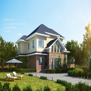 160m2 Light Steel Villa House pictures & photos