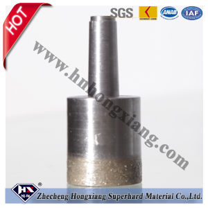 Cone Shank Diamond Drill Bit for Glass Cutting Drilling pictures & photos