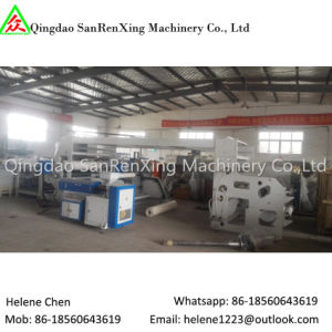 Self Sticky Beer Label Paper Adhesive Spraying Machine pictures & photos