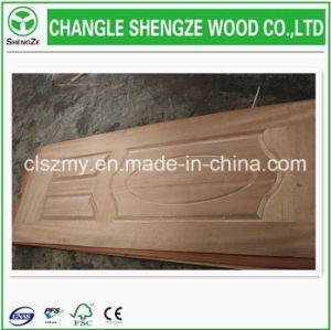 Sapeli Sliced Veneer Engineered Veneer for Furniture or Door Skin pictures & photos