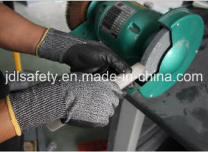 Cut Resistant Safety Work Glove with Nitrile Coated (NDS8048) pictures & photos