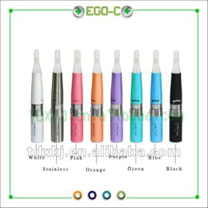 Colorful Mini E Cigar EGO-C Starter Kit with Changeable Atomizer Tank System and Huge Vapor
