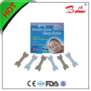 FDA, Ce, ISO13485 Approved Nasal Strips/Breath Well Nasal Strip pictures & photos