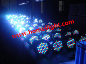 LED Lamp RGB 3W*54PCS Non Waterproof PAR Lamp pictures & photos