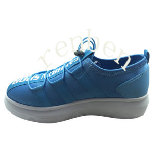 New Hot Arriving Popular Women′s Sneaker Casual Shoes pictures & photos