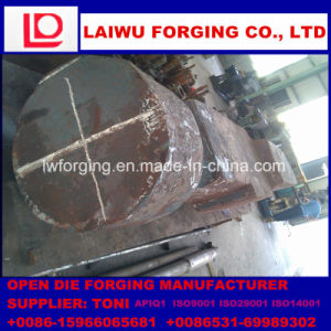 Main Device of Internal Combustion Engine Forged Crankshaft Open Die Forging Process pictures & photos