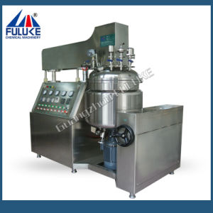 Hot Sale 5-5000L Vacuum Emulsifier Mixer pictures & photos