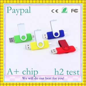Full Capacity Mobile Phone USB (GC-21) pictures & photos