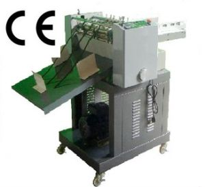 Auto Feeding Paper Rotary Creaser Machine / Paper Creasing and Perforating pictures & photos