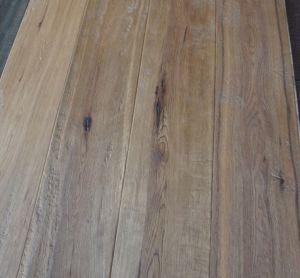 Chemical Surface Oak Hardwood Parquet /Wood Flooring pictures & photos