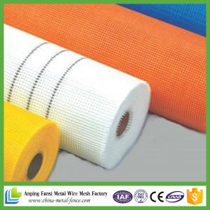 High Quality Stucco Fiber Mesh for Mosaic pictures & photos