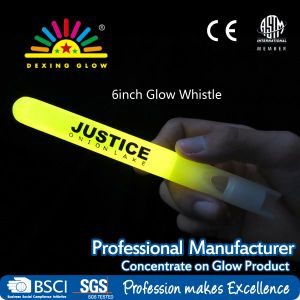 Glow Sticks Whistle Promotional Light Sticks pictures & photos