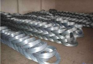Galvanized Iron Wire in The Good Price pictures & photos