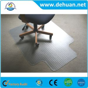 "Modern Office Chair Mat Carpet Protection PVC 45""*53"" pictures & photos"