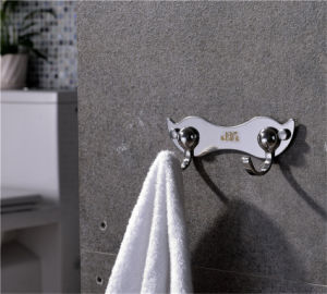 Bath Towel Holder/ Stainless Steel Towel Rack/Sanitary Ware (J901-2) pictures & photos