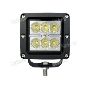 "4.5"" 12V 18W CREE LED 4X4 Reverse Light pictures & photos"