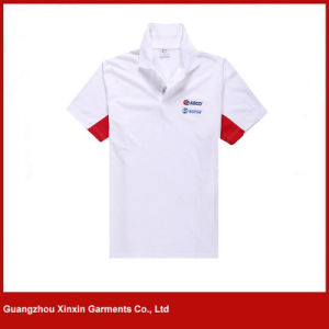 2017 New Summer High Quality Printed Polo Shirts for Wholesale (P32) pictures & photos