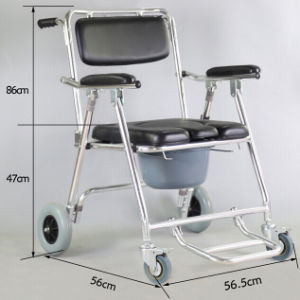 Medical Commode Chairs for Hospital or Home pictures & photos