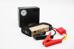Golden Color Portable Latest Battery Multi-Function Jump Starter pictures & photos