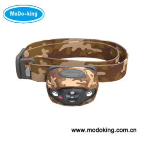 Camouflage Color CREE LED Headlight From OEM Factory (MT-801)