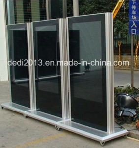 55inch Touch Floor Standing LCD Display pictures & photos