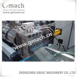 Flat Plate Hydraulic Screen Changer Filter for Waste Plastic Recycling Machine pictures & photos