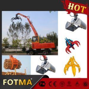 Engine Power 118kw Wheel Material Handling Machine Wood Handling pictures & photos