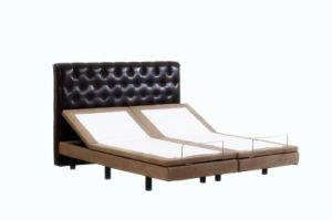 Hot Sale Electric Adjustable Bed with Massage Function pictures & photos