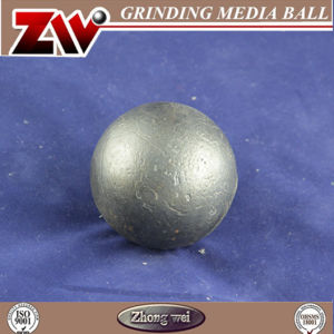 80mm High Hardness Grinding Media Ball for Mining pictures & photos