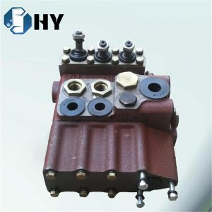 3 spool hydraulic valve Mobile control valve for excavator tractor pictures & photos