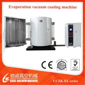 Evaporation Plastic Vacuum Coating Machine for ABS PS PP PC PVC/Plastic Coating/Plastic Vacuum Coating Equipment for ABS PS PP pictures & photos