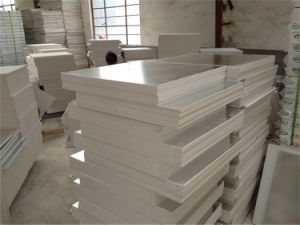 PVC Laminated Gypsum Ceiling Tile pictures & photos
