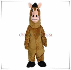 Fantastic Super Realistic Horse Mascot Costume for Sale