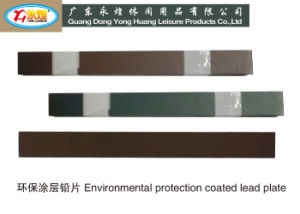 Manufacturer of The environment Protection Painted Lead Plate for Fishing pictures & photos