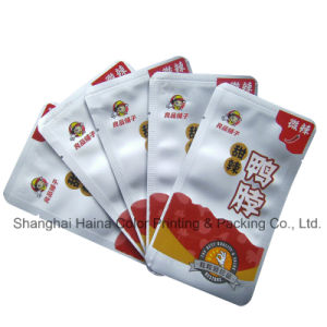 Foil Heat Seal Plasic Food Packing Bag