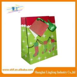 Paper Bag for Christmas Gift