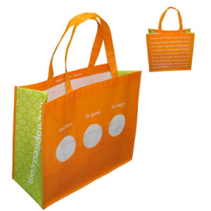 Reusable Tote Non-Woven Shopping Bag pictures & photos