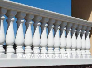 Marble Balustrade /Stone Balustrade/Stone Carving pictures & photos