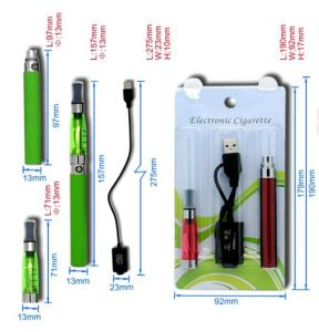 Promotion EGO CE4 with PVC Clear Blister Pack pictures & photos