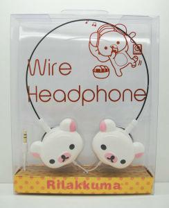 2013 New Mobile Bear Headphone