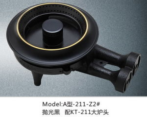 Gas Cooker Burner Aluminum or Cooper Alloy pictures & photos