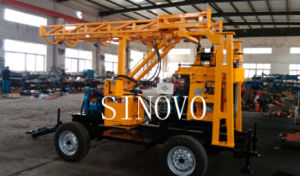 XYT-2B trailer mounted drilling rig core drilling machine pictures & photos