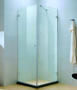 Solid Brass Hinge Shower Enclosure Frame Less Shower Enclosure pictures & photos