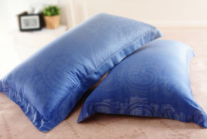Jacquard Luxurious Pair Cotton Pillows