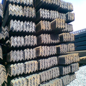 Carbon Steel Angle Bars Use for Steel Frame pictures & photos